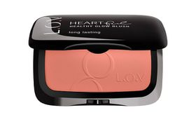 L.O.V Heartful Healthy Glow Blush 020 - Orange