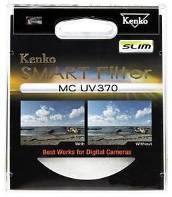 Kenko 58mm Smart UV Multi-Coated Filter