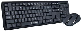 GoFreetech Wireless Keyboard and Mouse Bundle