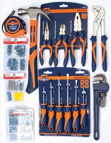 Fragram - DIY Household Tool Kit - 17 Piece