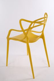 Patio Style - Replica Master Chair - Yellow