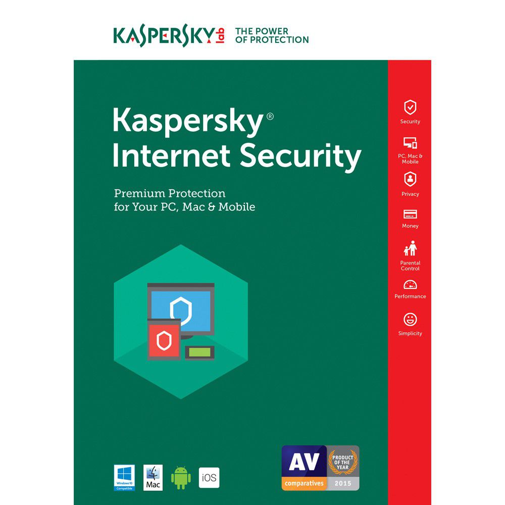 Kaspersky internet security 7 only key 2017 free