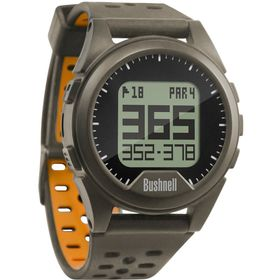 Bushnell Neo Ion GPS Golf Watch - Charcoal/Orange