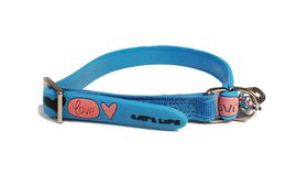 Cat's Life - Non Toxic PVC Little All Love - Small - Blue