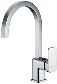 H2Flo - Quadrato Single Hole Sink Mixer