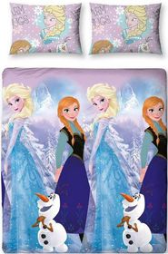 Disney Frozen Crystal Duvet Set - Double Rotary