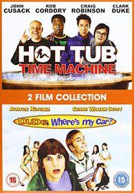 Hot Tub Time Machine / Dude Where's My Car? (DVD)