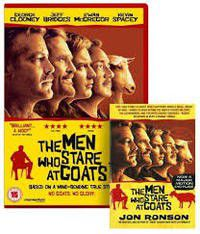 The Men Who Stare At Goats (DVD)