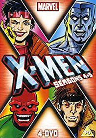 X-Men - Season 4-5 (DVD)