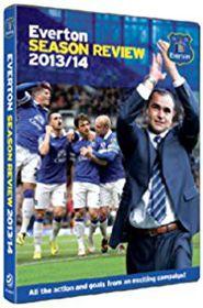 Everton Season Review 2013/14 (DVD)