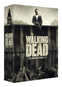 The Walking Dead: The Complete Season 1-6 (DVD)