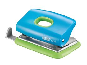 Rapid FC10 Funky Mini 2- Hole Punch - Blue/Green