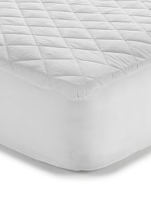 Simon Baker - Quilted Mattress Protector - Three Quarter