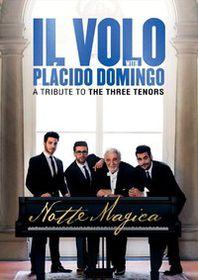 Il Volo With Placido Domingo - Tribute To The Three Tenors (DVD)