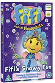 Fifi & The Flowertots-Fifi's Snowy Fun - (Import DVD)