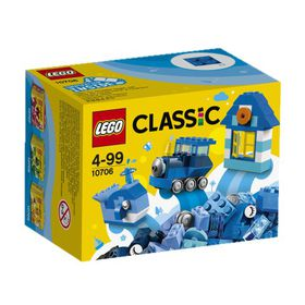 LEGO® Classic Blue Creativity Box: 10706