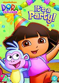 Dora The Explorer Its Party Dvd (DVD)