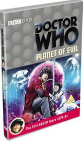 Dr Who - Planet Of Evil - (Import DVD)