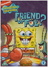 Spongebob Squarepants Friend Or Foe (DVD)
