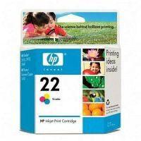HP C9352AE - No.22 - Color Ink