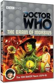 Doctor Who - Brain of Morbius - (Import DVD)