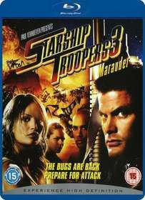 Starship Troopers 3: Marauder (Blu-ray)