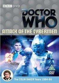 Doctor Who: Attack of the Cybermen - (Import DVD)