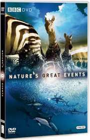 Nature's Great Events - (Import DVD)
