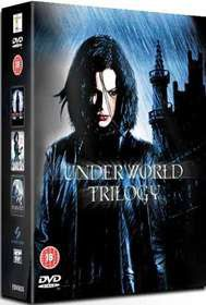 Underworld 1-3 (DVD)