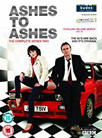 Ashes To Ashes: Series 2 (DVD)