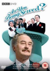 Are You Being Served?: Series 8 - (parallel import)