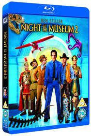 Night At The Museum 2 (Blu-ray)