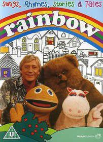 Rainbow: Songs, Rhymes, Stories and Tales (DVD)