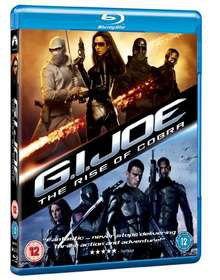 G.I. Joe The Rise Of Cobra (Blu-ray)