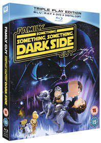 Family Guy,Something, Dark Side (Blu-ray)