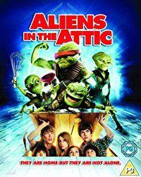 Aliens In The Attic (DVD)