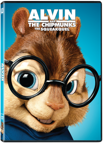 Alvin and the Chipmunks 2: The Squeakquel (2009)(DVD)