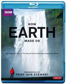 How The Earth Made Us - (Import Blu-ray Disc)