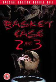 Basket Case 2/Basket Case 3 - The Progeny (DVD)