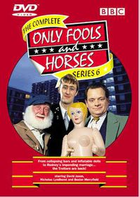 Only Fools and Horses - Complete Series 6 (2 Disc Set) - (DVD)