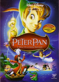 Peter Pan SE (DVD)