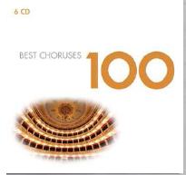 100 Best Choruses - Various Artists (CD)
