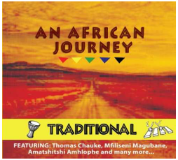 An African Journey - Traditional - Various Artists (CD)