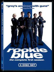 Rookie Blue Season 1 (DVD)