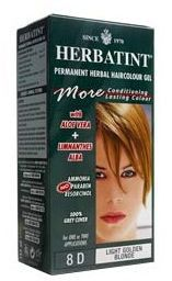 Herbatint 120ml Colour Light Golden Blonde
