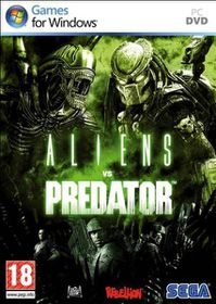 Aliens Vs Predator (PC CD)
