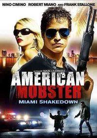 American Mobster:Miami Shakedown - (Region 1 Import DVD)