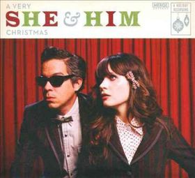 Very She and Him Christmas - (Import CD)