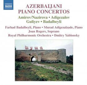 Azerbaijani Piano Concertos - Azerbaijani Piano Concertos (CD)