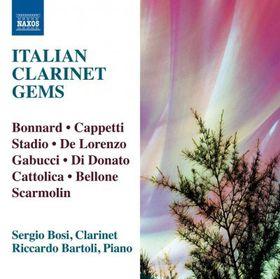 Italian Clarinet Gems - Italian Clarinet Gems (CD)